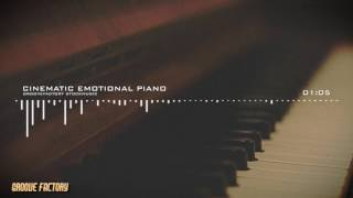 Cinematic Emotional Piano - Royalty free music by Groovefactory