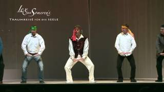Lex van Somerens Traumreise - Samurai Clowns Act