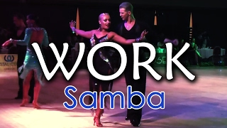 SAMBA | Dj Ice - Work (50 BPM)