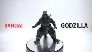 [3D SPIN] 반다이 S.H.MONSTERARTS 고지라 / S.H.MONSTERARTS GODZILLA