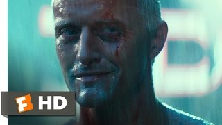 Tears in the Rain - Blade Runner (9/10) Movie CLIP (1982) HD