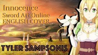 """【Tyler】""""Innocence"""" Sword Art Online【ENGLISH COVER】"""