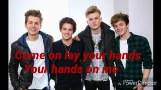 Hands by Mike Perry The Vamps & Sabrina Carpenter -Lyrics-