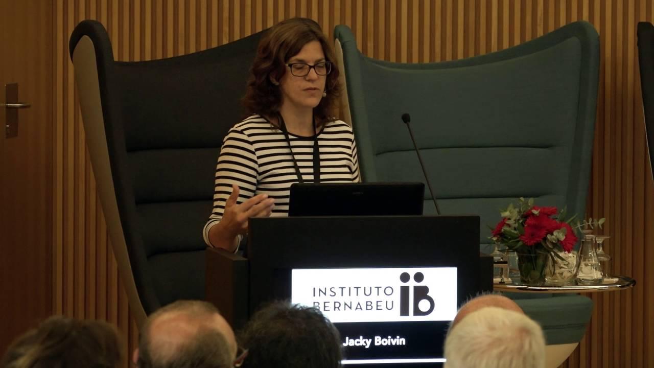 2nd Meeting the Experts: Jacky Boivin. Emotional Burden In Patients With Poor Prognosis. Instituto Bernabeu