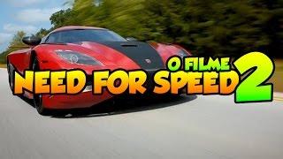 Novo FILME do Need For Speed - Info Hunter