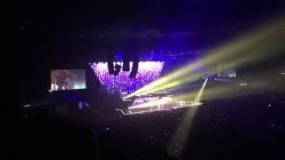 Nicki Minaj 'Pound The Alarm' The Pinkprint Tour Live Birmingham 3/4/15