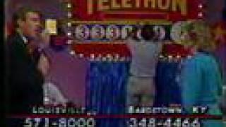 WAVE-TV 1987: 9/7/87 MDA Telethon close