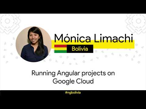 Running Angular projects on Google Cloud