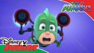 PJ Masks - Pogo-Dozer | Official Disney Junior Africa