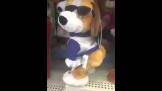 Cachorro De Pelúcia Dançando Funk