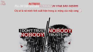 [Lyrics+Vietsub] Taylor Swift - Look What You Made Me Do - Cover by Madilyn Bailey and Sam Tsui
