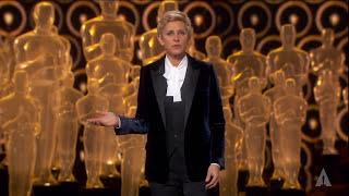 Ellen DeGeneres' 86th Oscars Opening