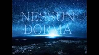 NESSUN DORMA   cover ANTONIO GONZALEZ
