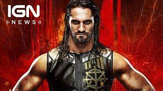 Seth Rollins Revealed as WWE 2K18 Cover Superstar - IGN News