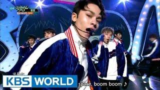 SEVENTEEN - BOOM BOOM | 세븐틴 - 붐붐 [Music Bank / 2016.12.09]