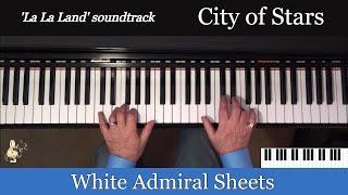 La La Land - City of Stars - Justin Hurwitz (piano cover)