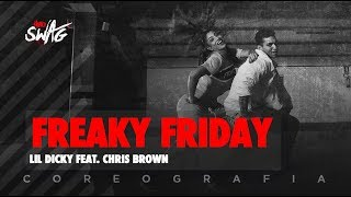Freaky Friday - Lil Dicky ft. Chris Brown | FitDance SWAG (Choreography) Dance Video