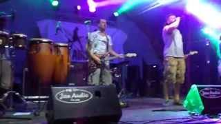 Drum 'n' Zez - Kume @ Live in Skladište Fest 2014.