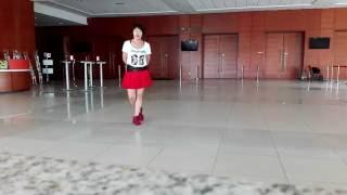 Line Dance  NOBODY'S CHILD  (WALK THRO)