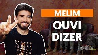 Videoaula OUVI DIZER (aula de violão completa)