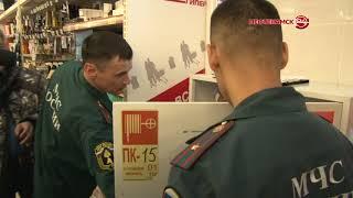 Проверки соблюдения пожарной безопасности продолжаются