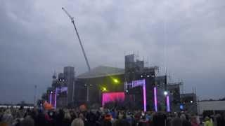 Inna - More Than Friends LIVE Weekend Festival 2013 Helsinki, Finland