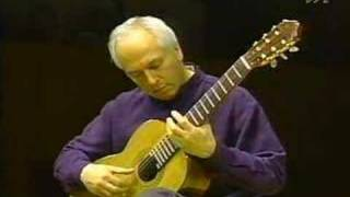 John Williams : Hector Villa-Lobos - Prelude no.4
