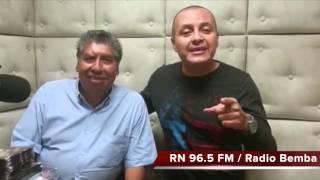 Fernando Masan Con Domingo Lucas, desde Veracruz  Mayo 2015
