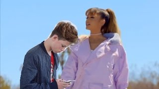 Jacob Sartorious push Ariana Grande out off the Car I Hit or Miss Ytp