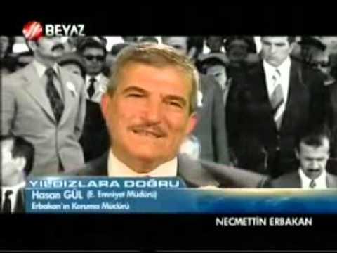 255 Prof  Dr  Necmettin ERBAKAN Beyaz Perde Tv'den Hayatı Kısa  Bölüm 1