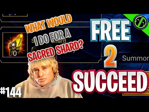2x Sacreds This Weekend & I Have NONE!!! I MUST FIND A SACRED. | Free 2 Succeed - EPISODE 144