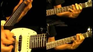 De Musica Ligera - Soda Stereo Guitarra  Cover www.FarhatGuitar.com