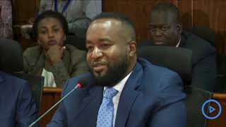 Joho moves Senate with emotions as he narrates how Kisii Senator Ongeri once helped his mother
