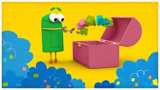 """""""Clean Up Time,"""" Songs About Behaviors by StoryBots"""