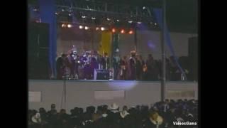 Banda Caña Verde con Joan Sebastian {El Charro Viejo}
