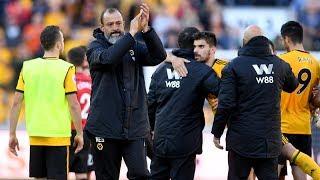 Nuno on the victory over Southampton