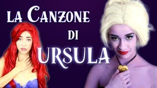 LA CANZONE DI URSULA - LA SIRENETTA || Cover by Luna || Poor Unfortunate Souls || DISNEY VILLAINS