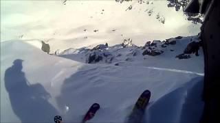 FWT VERBIER Julien Lopez Shreds INSANE HUGE MOUNTAIN
