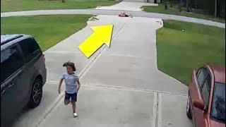 Niños juegan hasta que aparece un pitbull, tuvo que aparecer un héroe para salvarlos