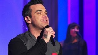 "Robbie Williams performs his new single ""Candy"" - The Graham Norton Show - Series 12 - BBC One"