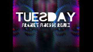 iLoveMakonnen ft. Drake Tuesday (Franky Finesse Trap Remix)
