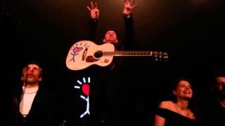 Tokyo Montana (extrait) - Dionysos - Live au Femina de Bordeaux - 24/03/2016