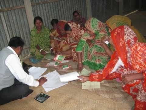 Grameen Bank Internship/Basic Training