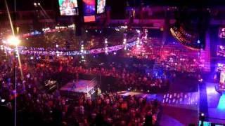 John Morrison's Entrance WWE Superstars 07/02/09