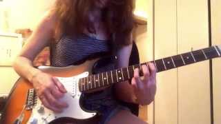 Soma Guitar Solo Cover - Smashing Pumpkins