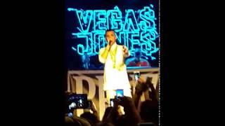 Vegas Jones EXTRABEAT IN LIVE