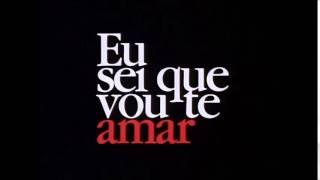 Eu sei que vou te amar live Anna Maria Sanna