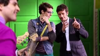 Violetta 3-Chłopaki śpiewają Mas que una amistad