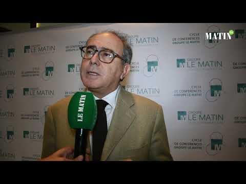 Video : Matinales Groupe Le Matin: Déclaration de Hakim Marrakchi, PDG de Maghreb Industrie