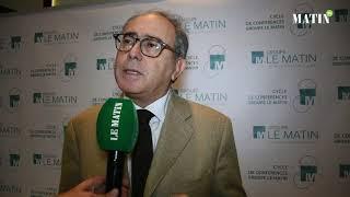 Matinales Groupe Le Matin: Déclaration de Hakim Marrakchi, PDG de Maghreb Industrie